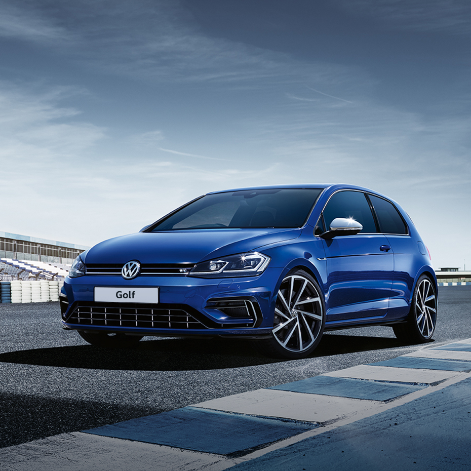 Volkswagen Golf R Lease Deals Uk