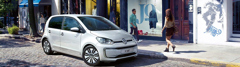 Volkswagen e-up! | New 2018 Range : Volkswagen UK