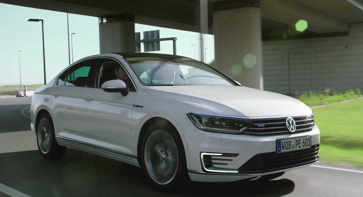 passat gte video