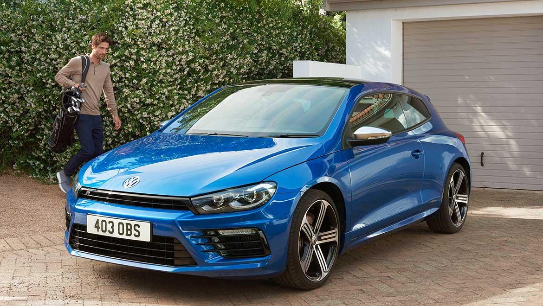 Scirocco Explore Features : Volkswagen UK