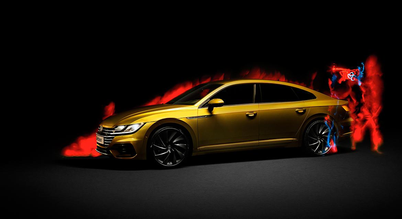 Arteon Features & Style : Volkswagen UK