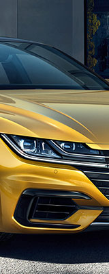 Arteon's left panel