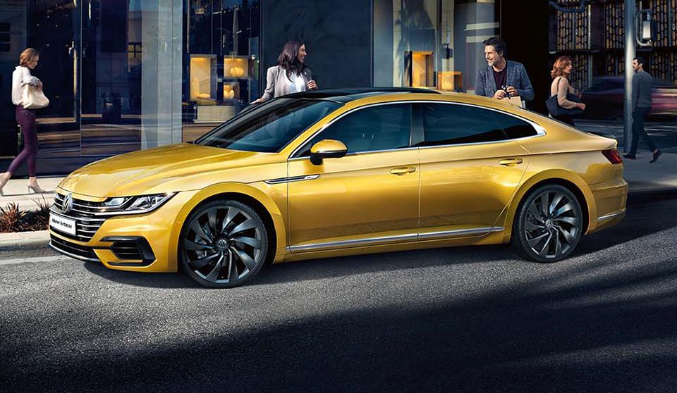 Volkswagen Arteon New 2018 Range Volkswagen Uk