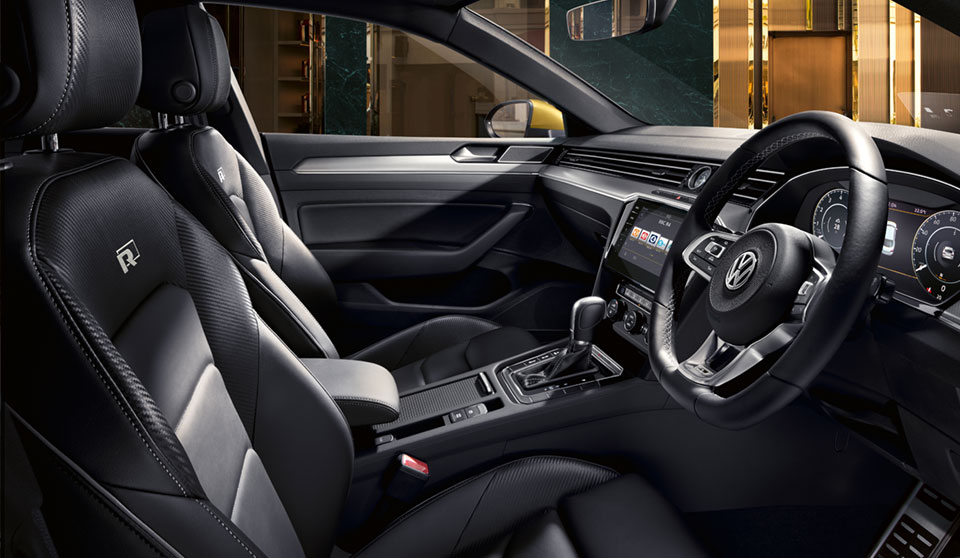 Volkswagen Arteon | New 2018 Range | Volkswagen UK : Volkswagen UK