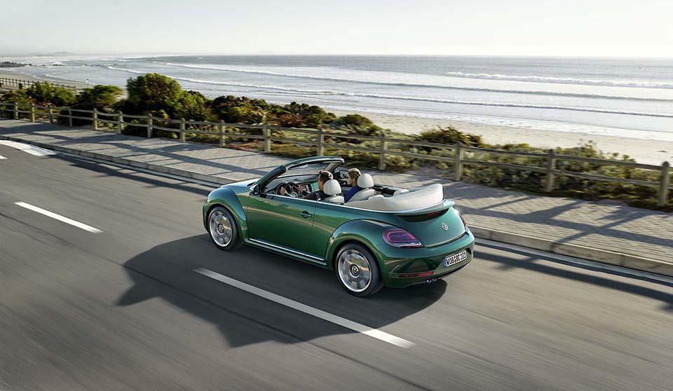 beetle cabriolet : volkswagen uk