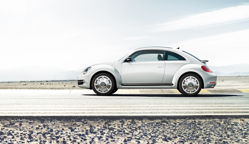 Volkswagen Beetle NF exterior view left side