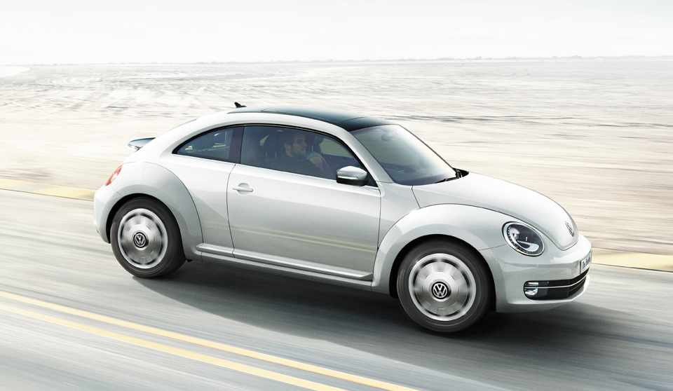 Volkswagen Beetle NF exterior view right side
