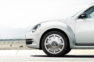 Volkswagen Beetle NF exterior view left side thumbnail