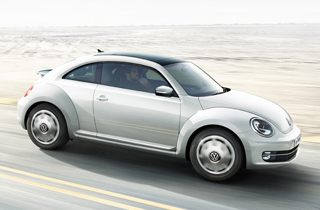Volkswagen Beetle NF exterior view right side thumbnail