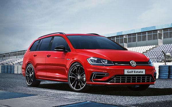Volkswagen Golf Estate New 2018 Range Volkswagen Uk