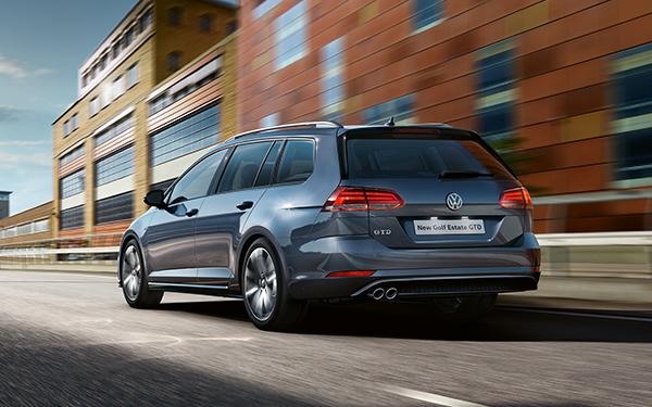 Volkswagen Golf Estate New 2019 Range Volkswagen Uk