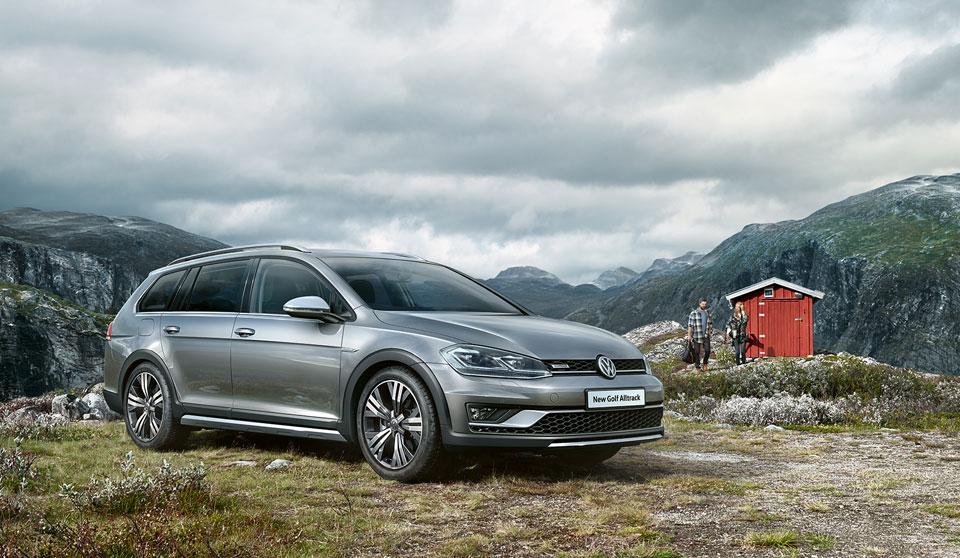 Volkswagen Golf Estate | New 2018 Range | Volkswagen UK