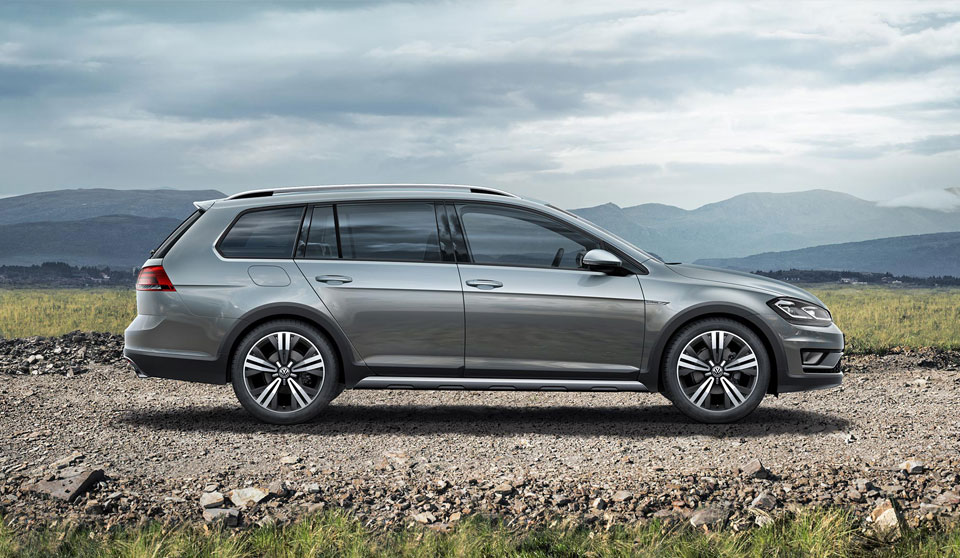 Vw Alltrack 2017 >> Volkswagen Golf Estate | New 2018 Range : Volkswagen UK