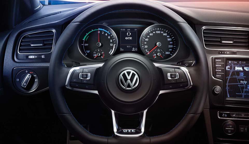 Golf Gte Volkswagen Uk