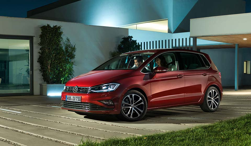 New Volkswagen Golf Sv Our 2018 Range Volkswagen Uk