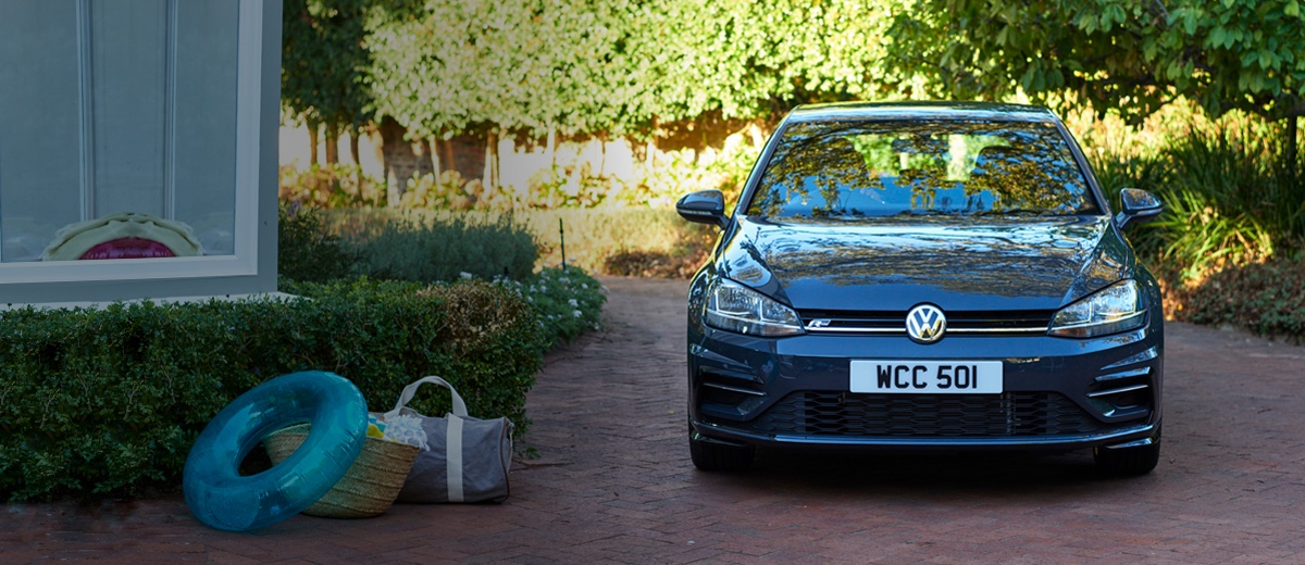 Volkswagen Golf New 2019 Range Volkswagen Uk