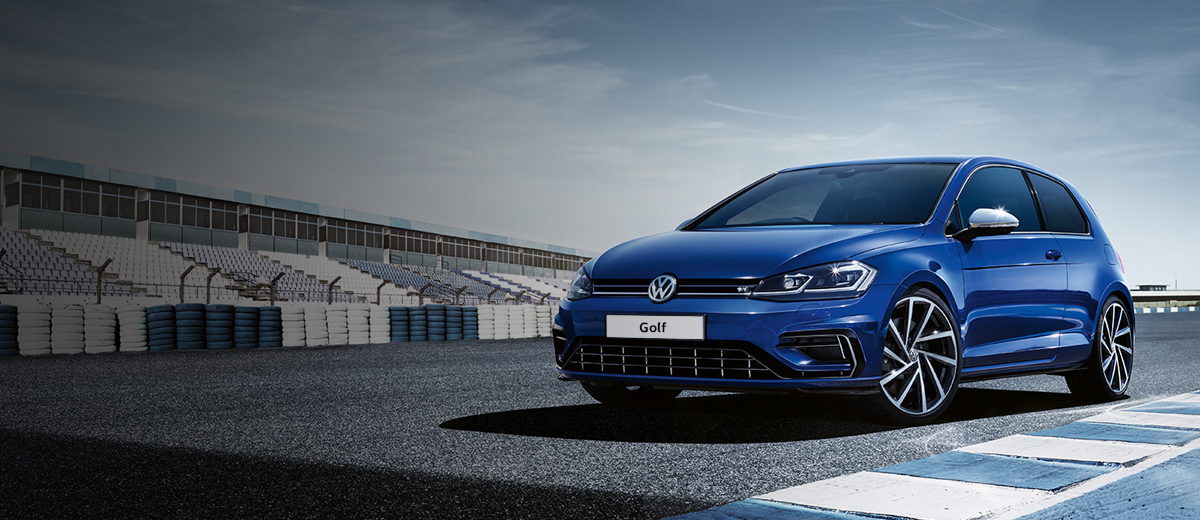 golf volkswagen uk