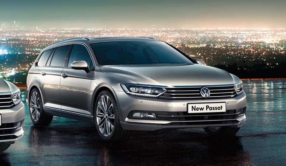 Volkswagen Passat Estate Our 2018 Range Volkswagen Uk