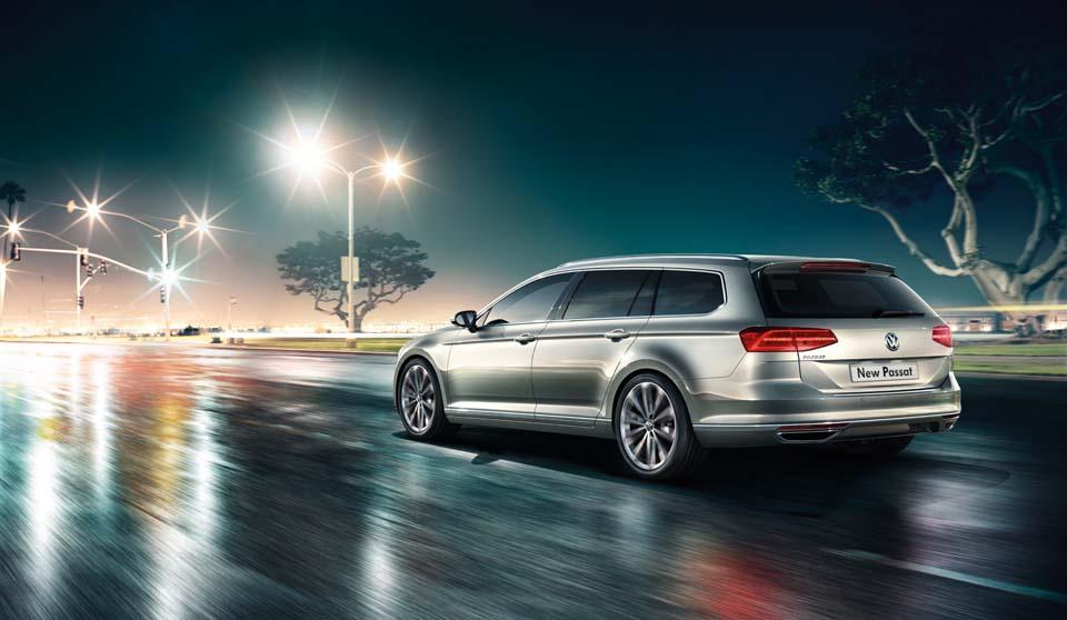 Volkswagen Passat Estate Our 2017 Range Volkswagen Uk