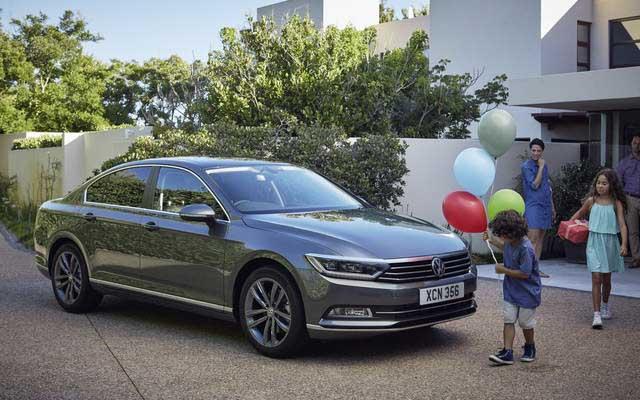 Volkswagen Passat Our 2017 Range Volkswagen Uk