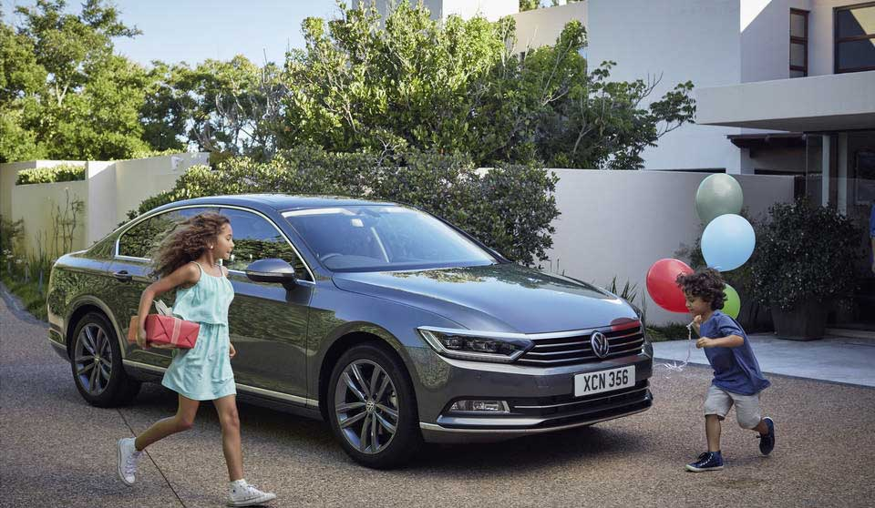 Volkswagen Passat Our 2018 Range Volkswagen Uk