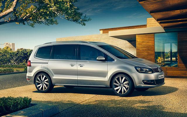 Volkswagen Sharan | Our 2018 Range : Volkswagen UK