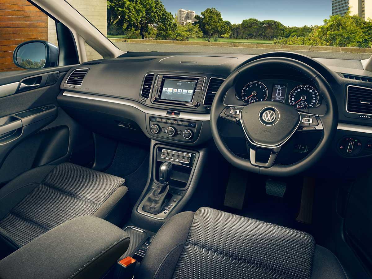 Volkswagen Sharan New 2019 Range Volkswagen Uk