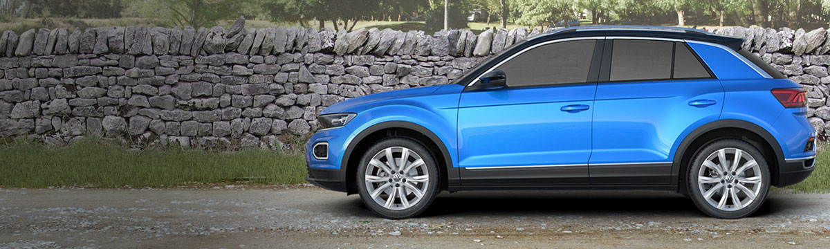 New Volkswagen T Roc Our 2018 Range Volkswagen Uk