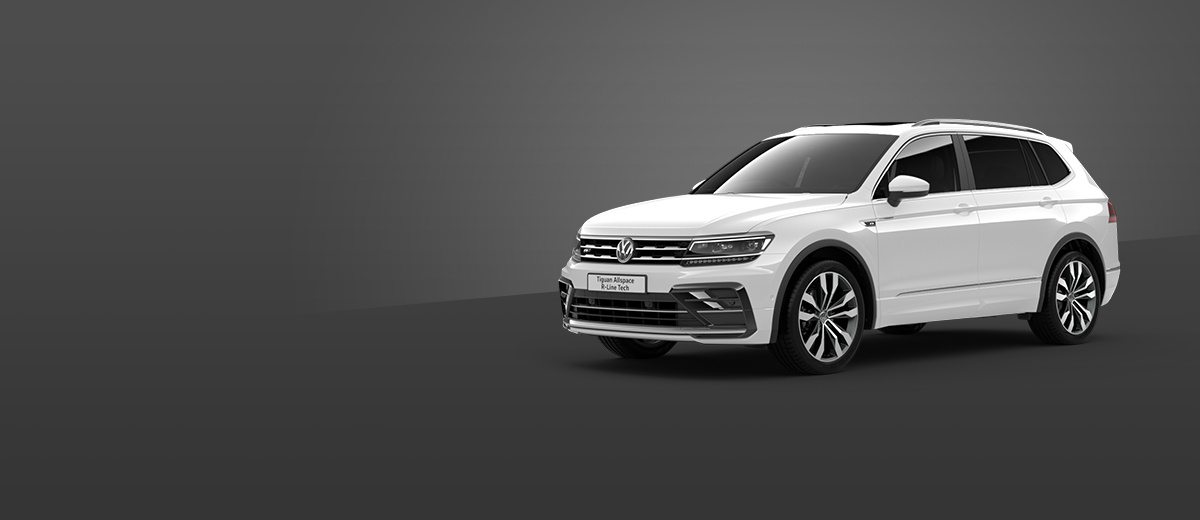 Volkswagen Tiguan Allspace New 2018 Range Volkswagen Uk