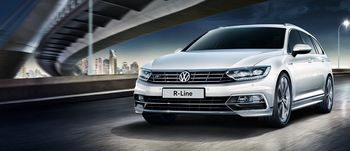 Volkswagen Passat New 2018 Range Volkswagen Uk