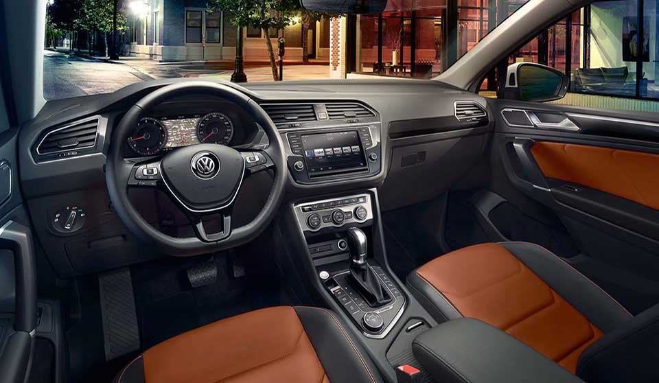 Tiguan volkswagen uk for Interieur tiguan 2017