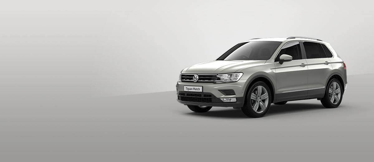 Volkswagen Tiguan | New 2019 Range | Volkswagen UK