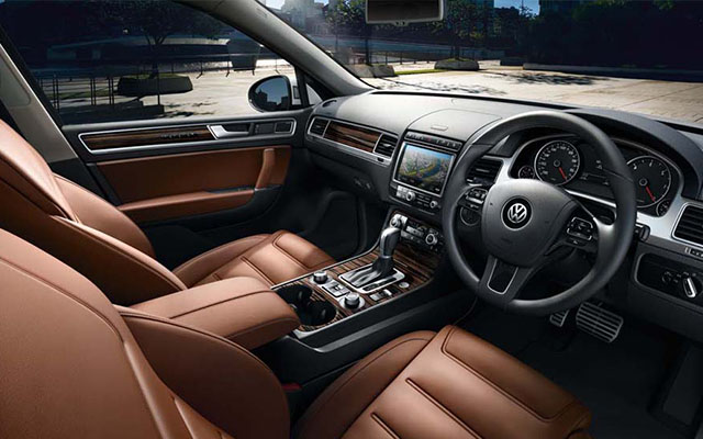 volkswagen touareg 2015 interior images galleries with a bite. Black Bedroom Furniture Sets. Home Design Ideas