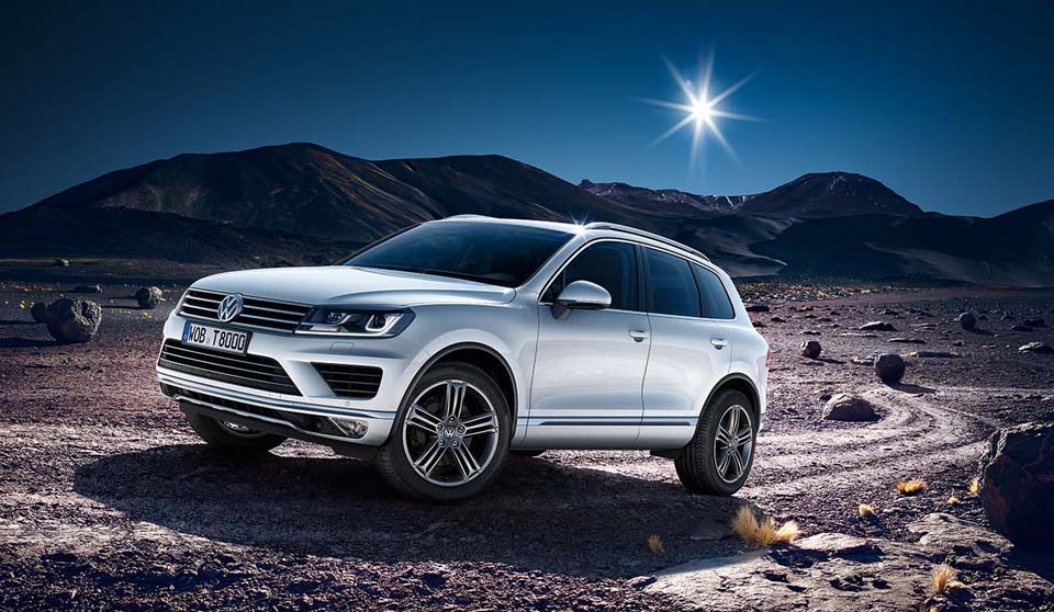 Volkswagen Touareg Our 2017 Range Volkswagen Uk