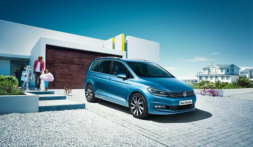 Volkswagen Touran Our 2018 Range Volkswagen Uk