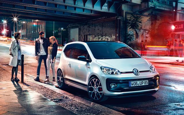 Volkswagen up! | Our 2018 Range : Volkswagen UK