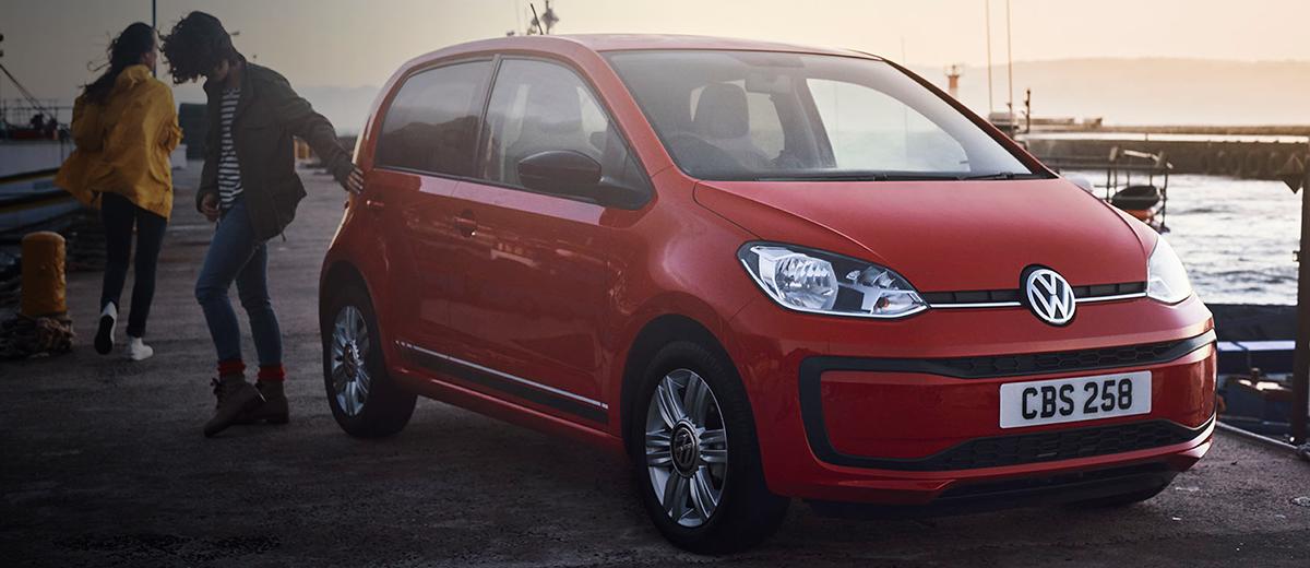 Volkswagen up! | New 2019 Range | Volkswagen UK