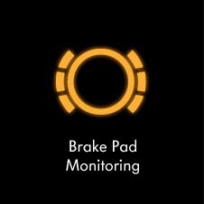 Brake Pad Monitoring Volkswagen Uk