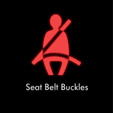 Seat Belt Buckles Volkswagen Uk