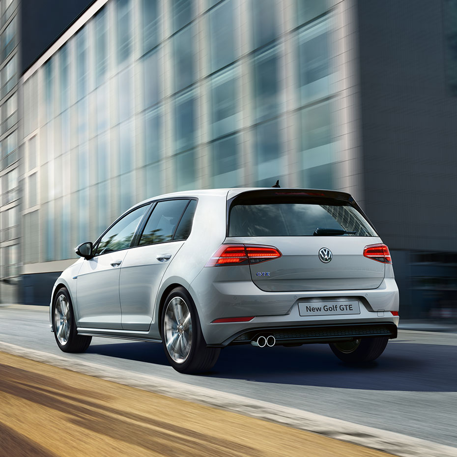 Cars Volkswagen Volkswagen Golf: New 2018 Range : Volkswagen UK