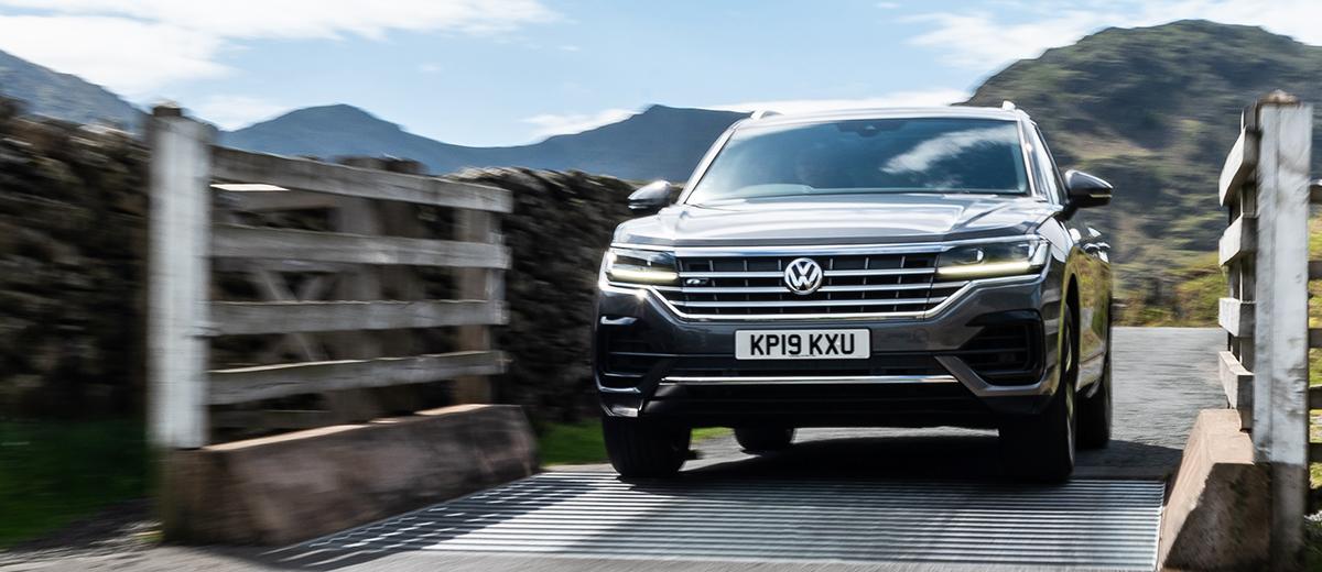 Volkswagen Touareg   New 2019 Range   Volkswagen UK