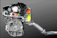 Advanced emissions control for diesel engines