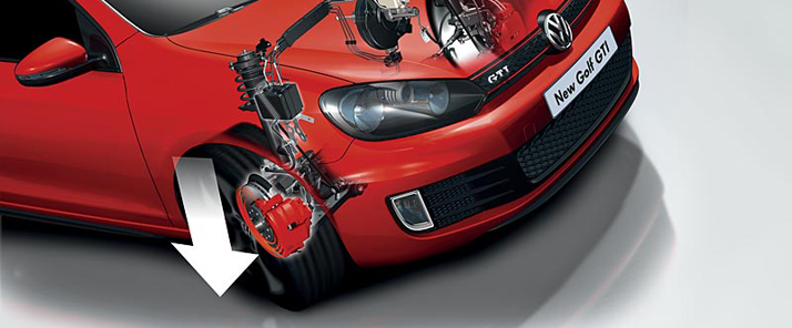Xds Braking And Stability Systems Volkswagen Uk