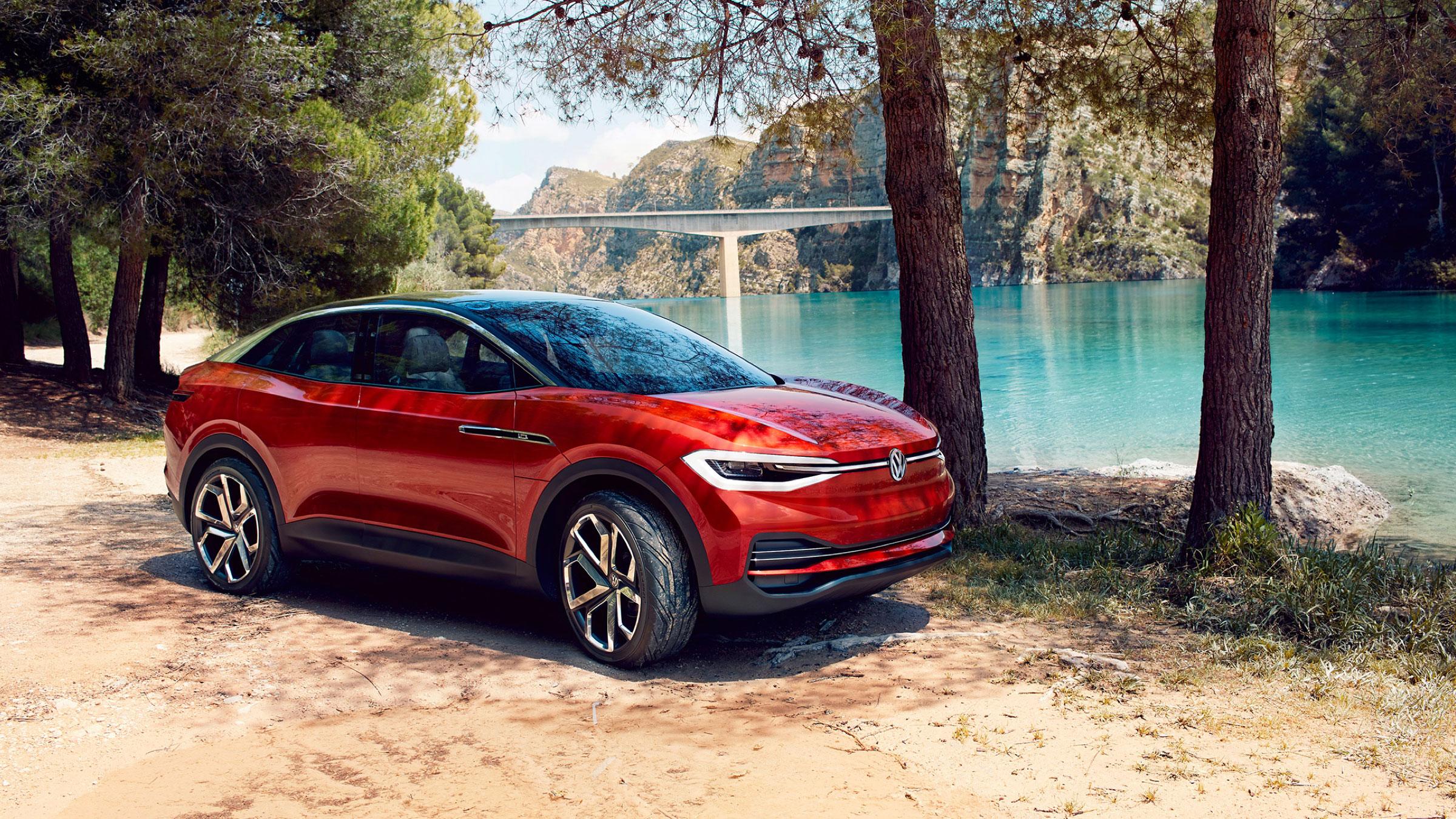 VW ID Crozz Electric Crossover SUV: Design, Release >> Volkswagen Id Crozz Electric Suv Volkswagen Uk