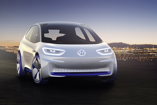 Concept Cars Future Vehicles Volkswagen Uk