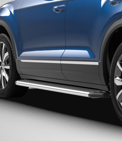 T-Roc running boards