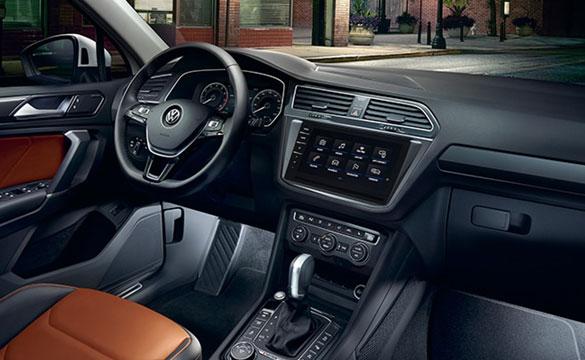 New Volkswagen Tiguan Allspace Our 2018 Range