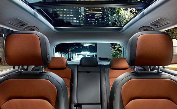 New Volkswagen Tiguan Allspace Our 2018 Range Volkswagen Uk