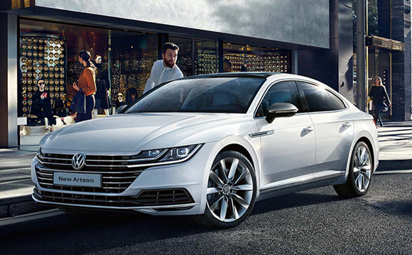 Test drive an Arteon