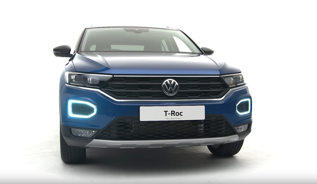 Volkswagen T-Roc | New 2019 Model | Volkswagen UK